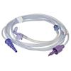 Cardinal Health Kangaroo™ Connect Pump Feeding Safety Screw Spike Set (77000FD), 30/CS MON 77304600