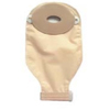 Nu-Hope Labs Ostomy Pouch One-Piece System 1-1/8 to 2 Inch Stoma Drainable Oval, Deep Convex, Trim To Fit, 10EA/BX MON 77444900