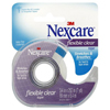 3M Medical Tape with Dispenser Nexcare™ Plastic 3/4 Inch X 7 Yards NonSterile MON 77972200