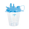 Medline Suction Canister 850 cc Float Lid, 12EA/CS MON 78504000
