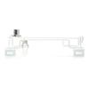Medegen Medical Products LLC Sharps Container Bracket Locking Wire Wall Mount MON 78682800