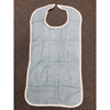 Lew Jan Textile Hook and Loop Closure Reusable Bib (V91-1830BL) MON 1057871EA