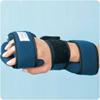 Sammons Preston Wrist / Hand Orthosis TheraPlus® Aluminum / Foam Left or Right Hand Blue / Black Medium MON 574955EA
