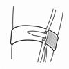 Drainage: Halyard - Leg Strap Kim Clark 2 X 24 Inch