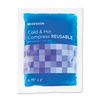 "rehabilitation devices: McKesson - Hot / Cold Pack Small Reusable 4.75"" x 6"""
