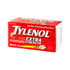 Pain Relief: Johnson & Johnson - Pain Relief Tylenol® 500 mg Strength Caplet, 100 per Box
