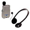 Patterson Medical Personal Sound Amplifier Pocketalker Ultra, 1/ EA MON 954022EA