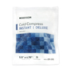 "rehabilitation devices: McKesson - Instant Cold Pack General Purpose Small 5.5"" x 6.75"" Soft Cloth Disposable"