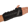 DJO Wrist Support Quick-Fit® Wrist II Removable Palmar Stay Nylon / Foam Right Hand Black One Size Fits Most MON 79873000