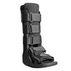 Rehabilitation: DJO - Walker Boot XcelTrax® Tall Large Hook and Loop Strap Closure Men's Size 10.5 to 12.5 / Women's Size 11.5 to 13.5 Left or Right Ankle