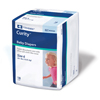 Medtronic Curity™ Baby Diapers - Size 6, Over 35 lbs, 18/PK MON 80053100