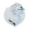 Standard Kits Packs Trays Incision Drainage: Bard Medical - Urinary Drain Bag Bardia Anti-Reflux Valve 2000 mL Vinyl