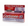 Creams Ointments Lotions Creams: Chattem - Itch Relief Cortizone-10® 1 oz. 0.01 Cream