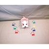 Healthmark Tamper Evident Seal Snap-Lock Red 3/4 Inch Diameter, 100EA/CS MON 80503200