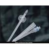 Urological Catheters: Bard Medical - Foley Catheter Bardia 2-Way Standard Tip 5 cc Balloon 14 Fr. Silicone