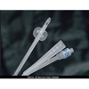 Urological Catheters Foley Catheters: Bard Medical - Foley Catheter Bardia 2-Way Standard Tip 5 cc Balloon 20 Fr. Silicone