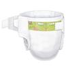 Cardinal Health Curity™ Baby Diapers - Size 1, 8-12 lbs, 320/CS MON 1073450CS