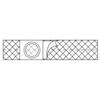 Nu-Hope Laboratories Hernia Belt Medium, Adult 3 Inch, 1/BX MON 81064900