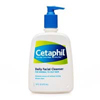 Galderma Laboratories Cetaphil Facial Cleanser, Liquid, 16 oz. Pump Bottle, Unscented MON81091800