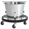 McKesson Kick Bucket entrust™ Performance 13 Quart Stainless Steel MON 81483201