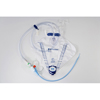Specimen Tubes: Medtronic - Dover Indwelling Catheter Tray Foley/Coude Tip 18 Fr. Silicone