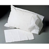 Linens & Bedding: McKesson - Pillowcase Standard White Disposable, 100EA/CS