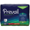 First Quality Prevail® Extra Underwear, Moderate Absorbency, Medium, (34 to 46), 20EA/PK MON 82123101