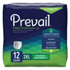 First Quality Prevail® Super Plus Underwear, Moderate Absorbency, 2XL, (68 to 80