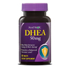 Natrol DHEA Supplement Natrol 60 mg / 50 mg Strength Tablet 60 per Bottle MON82762700