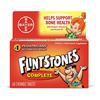 Bayer Multivitamin Supplement Flintstones Complete 3000 IU / 60 mg Strength Chewable Tablet 60 per Bottle MON 82842700