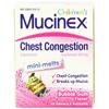 Reckitt Benckiser Cough Relief Childrens Mucinex Mini-Melts 100 mg / 5 mg Strength Granule 12 per Box MON 83072700
