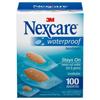 3M Nexcare™ Waterproof Bandages (432-100), 100/BX, 12BX/CS MON83872200