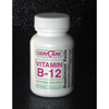 McKesson Vitamin B-12 Supplement 100 mcg Strength Tablet 100 per Bottle MON 775733CS