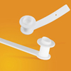 Inhealth Technologies Voice Prosthesis Blom-Singer 20 Fr. 8 mm Silicone White MON 84423900