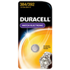 Duracell Duracell® Silver Oxide Battery 384/392 Cell 1.5V Disposable 1 Pack MON 84929600