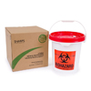 Sharps Compliance Bucket Mailbox MON 85002803