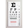 Moore Medical Snellen Eye Chart MON 713763EA
