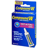 Medtech Laboratories Wart Remover Compound W 17% Strength Gel 0.25 oz. MON85072700