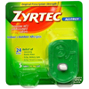 OTC Meds: Johnson & Johnson Consumer - Zyrtec® Allergy Relief (30312547204300), 5/BX, 36BX/CS
