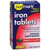 Minerals: McKesson - sunmark® Iron Supplement (2150084), 100/BX