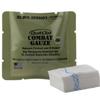 Z-Medica X-Ray Detectable Gauze Sponge QuikClot Combat Gauze® NonWoven Gauze / Kaolin 1-Ply 3 Inch X 4 Yard Strip Sterile, 1/EA MON 85852000