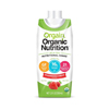 Orgain Organic Nutritional Shake, Strawberries and Cream, 11 oz., 12/CS MON 85872610