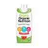 Orgain Organic Nutritional Shake, Strawberries and Cream, 11 oz., 12/CS MON 1039283CS