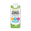 Orgain Organic Nutritional Shake, Sweet Vanilla Bean, 12 oz., 12/CS MON 1039285CS