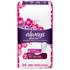 incontinence aids: Procter & Gamble - Incontinence Liner Always Discreet Light Long Light Absorbency DualLock Female