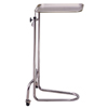 McKesson Mayo Instrument Stand entrust Performance Without Volume Tray V-Shaped Base 34 - 53 12.62 x 19-1/4 x 3/4 MON 86453200