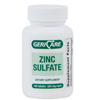 Minerals: McKesson - Zinc Sulfate Supplement 220 mg Strength Tablet 100 per Bottle