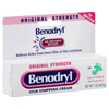Creams Ointments Lotions Creams: Johnson & Johnson - Itch Relief Benadryl® 1 oz. 2%/ 0.1% Cream