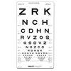 Good-Lite Distance Vision Eye Chart Good-Lite 10 Foot, 1/ EA MON 764340EA
