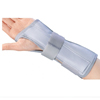 DJO Wrist / Forearm Splint Cinch-Lock® Nylon / Flannelette Right Hand Navy Blue One Size Fits Most MON 87703000